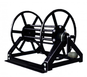 Low Profile Supply Reel