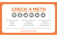 CHECK 4 METH Meth Screening Kit