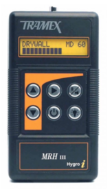 Tramex MRH III Moisture and Humidity Meter (Digital)