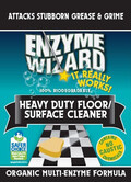 Enzyme Wizard - Heavy Duty Floor/Surface Cleaner