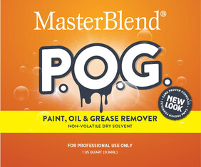 MasterBlend POG Paint Oil & Grease Remover