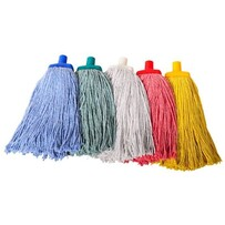 JANITORS MOP HEAD BLUE - 400G/30CM