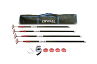 Zipwall Spring Loaded Poles 4 pack